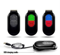 gps tracker with big sos button for elderly safety emergency call