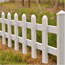 HangLi Plastic/Horse PVC Fence Panel/Security Garden White Plastic Fence