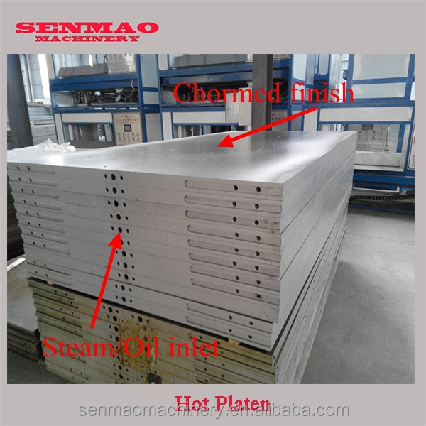 Wholesale ton Furniture plate Building Templates HP Hot Press