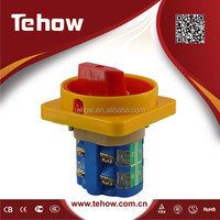 CA10GS Electrical changeover rotary selector switch