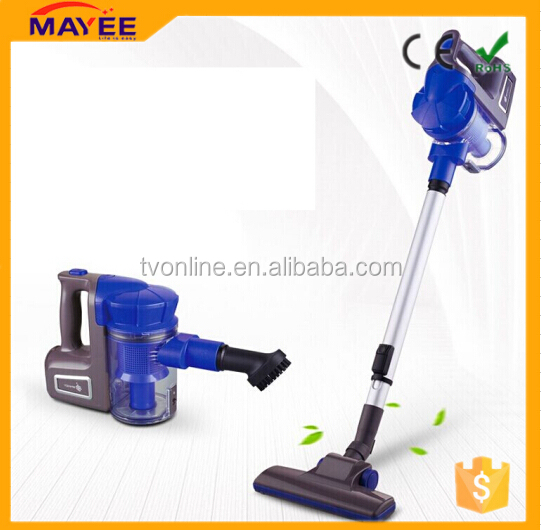 2016 new item 500w portable powerful multifunction handheld cyclone vacuum cleaners/wet dry vacuum cleaner for home appliances