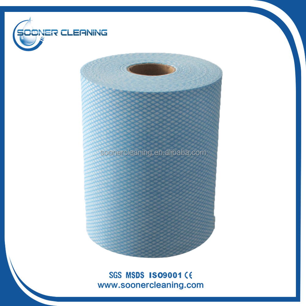 [soonerclean] Poly Viscose Fabric