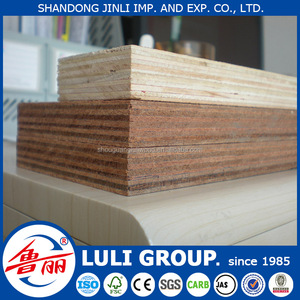 commercial plywood at wholesale price from shandong manufacturer LULI GROUP