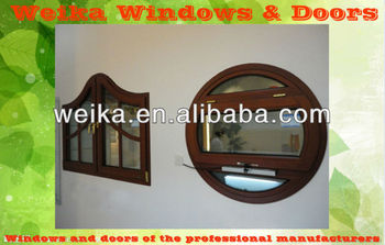 new quality upvc round window