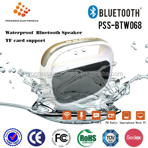 PSS-BTW068 new design speaker,bluetooth and hands free for calling