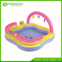 Hot selling unique design cheap children pvc swimming pool