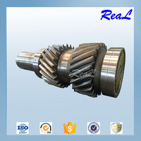 Experienced Customized Gear Grinding Shaft Gears and Shafts