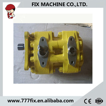 High performance good quality excavator spare parts hydraulic oil transfer gear pump