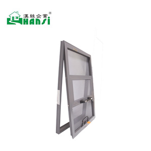 Rat proof stainless steel anti-theft security window screen
