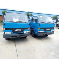 Factory directly sale JMC 5ton dump refuse truck for sale/garbage truck