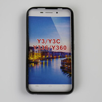 China manufacturer mobile phone shell,new coming popular soft tpu pudding case for huawei Y360/Y3C/Y 336/Y3