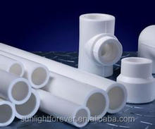 "3/4"" 25mm pvc fitting pvc water pipe 45 elbow prices dn20"