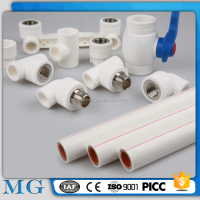 wholesale ppr female thread composite union pipe fitting sanitary cross crooked pipe
