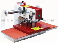 Air operated double location heat press machine SG101