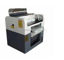 A3 eco solvent universal rubber printing machine