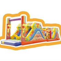 Inflatable Obstacles,CH-IO090020,Inflatable Games,Cheer