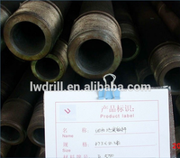 Drill pipe thread types