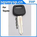 D012 Plastic car key Blanks TOY41RP TY48P TOYO-9P manufacturer Xianpai