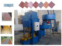 KB-125E/600 ceramic floor tile making machine