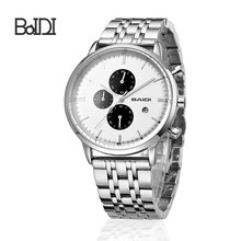 Wholesale price brand watch BD-72051 chronograph for mens