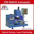 laptop repair machine china ZM-R6810 with optical alignment for laptop mobile phone ps3 motherboards repair