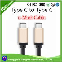 Hot selling new product usb 3.1 type c otg cable for smart phone for Chromebook