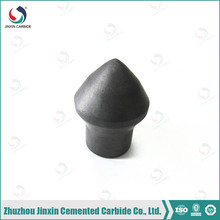 mushroom shape mining tungsten carbide teeth inserts for needle holders