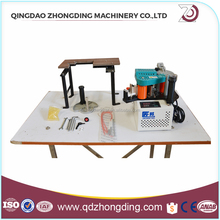 JBT102 edge banding machine portable with double side gluing
