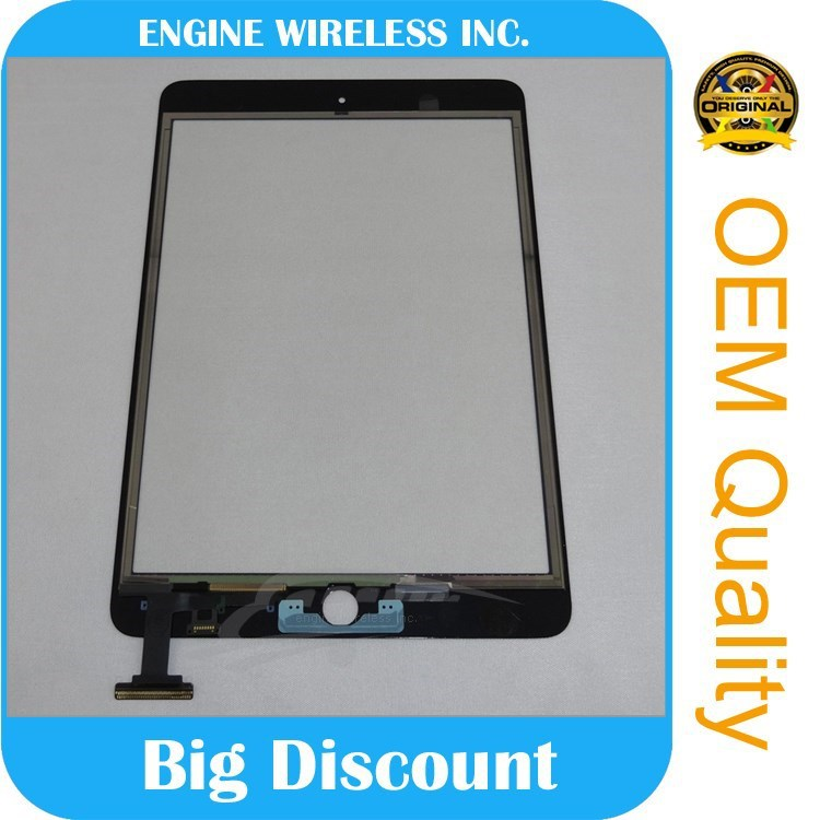 black color for ipad mini 2 digitizer
