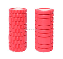 High-density Round Hollow Fitness Foam Roller For Muscle Massage HYR-013