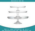high quality New arrival of acrylic cake display stand from china supplier