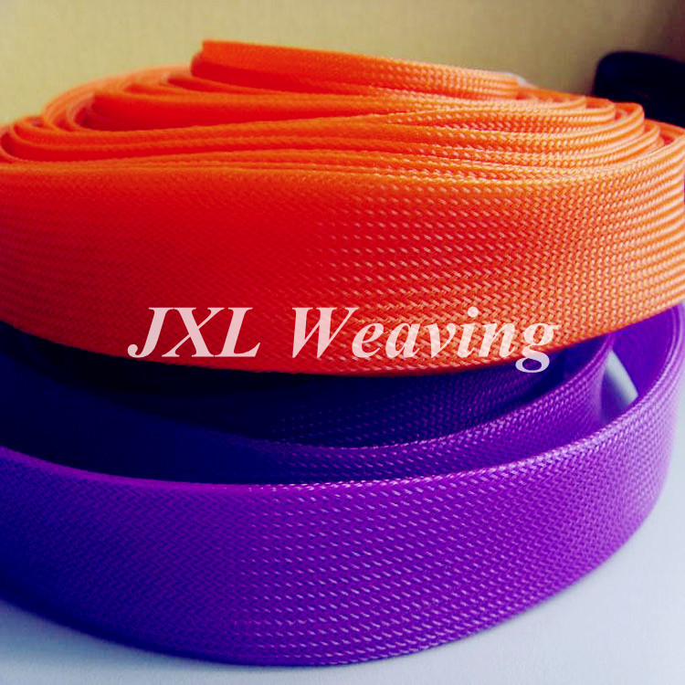 Flame Resistance Expandable Nylon Braided Sleeving