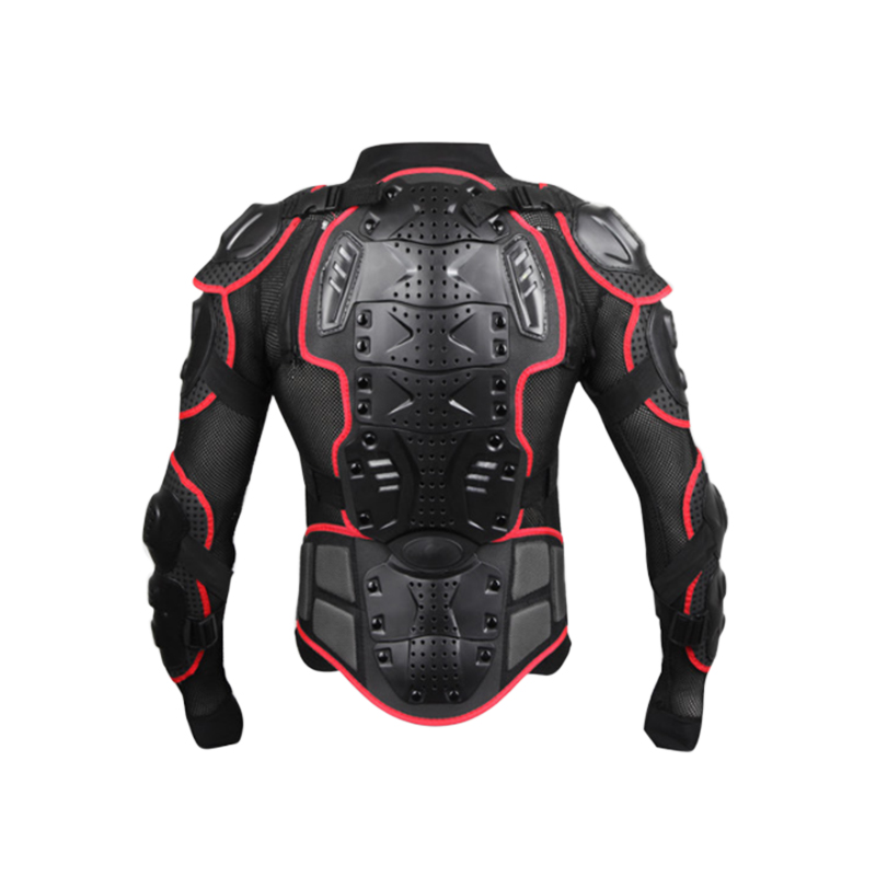 China Shencai sample avaliable Removable body Armor protection jacket motorcycle protective gear riding body protection