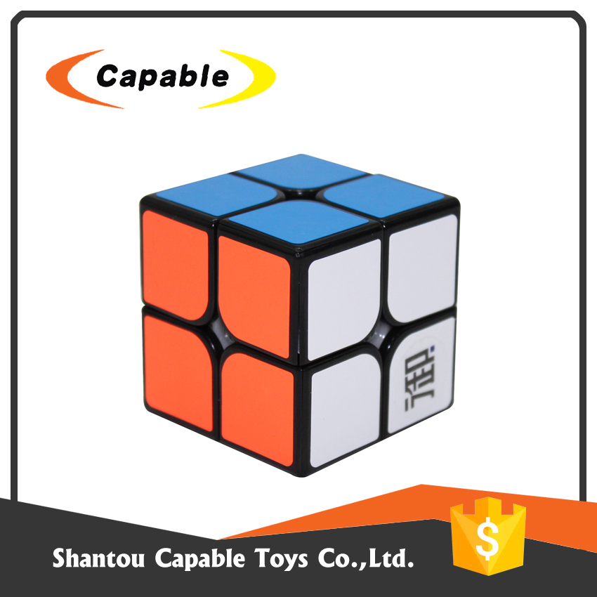 educational colorful toy black sticker cube with newest design