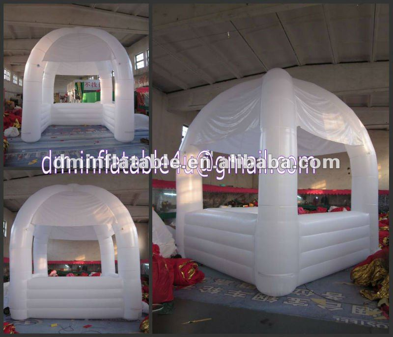 Inflatable Tent Cube,Pvc White Cube Inflatable Exhibition Tent/inflatable Photo Booth/photo Booth/