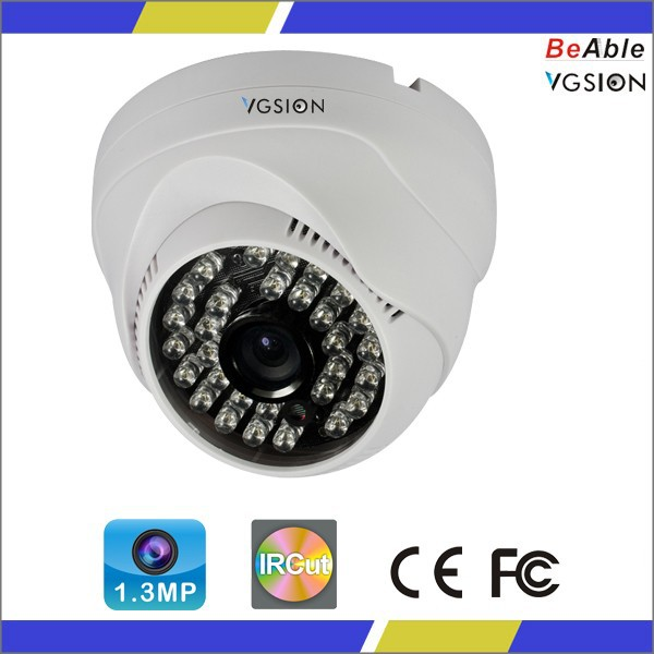 ahd camera ir water proof Dome Indoor Housing IR AHD Camera