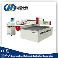 Number control water jet granite cutting machine cheap goods from china