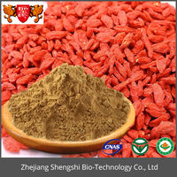 Natural Fruit Wolfberry Extract Goji Berry Extract Powder