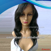 new fashion style best 100% human hair lacefront wigs