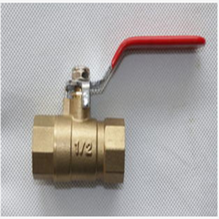 BSP Thread Forged Brass <strong>Ball</strong> <strong>Valve</strong> with Handle