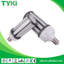 54W 2500K 6500K LED corn bulb E27 E40 led parking lot lighting retrofit