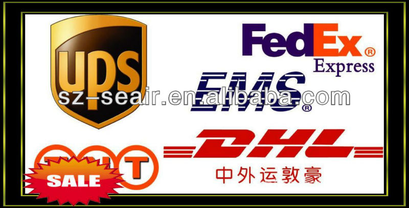 China Leading Express Courier international Tracking to Worldwide