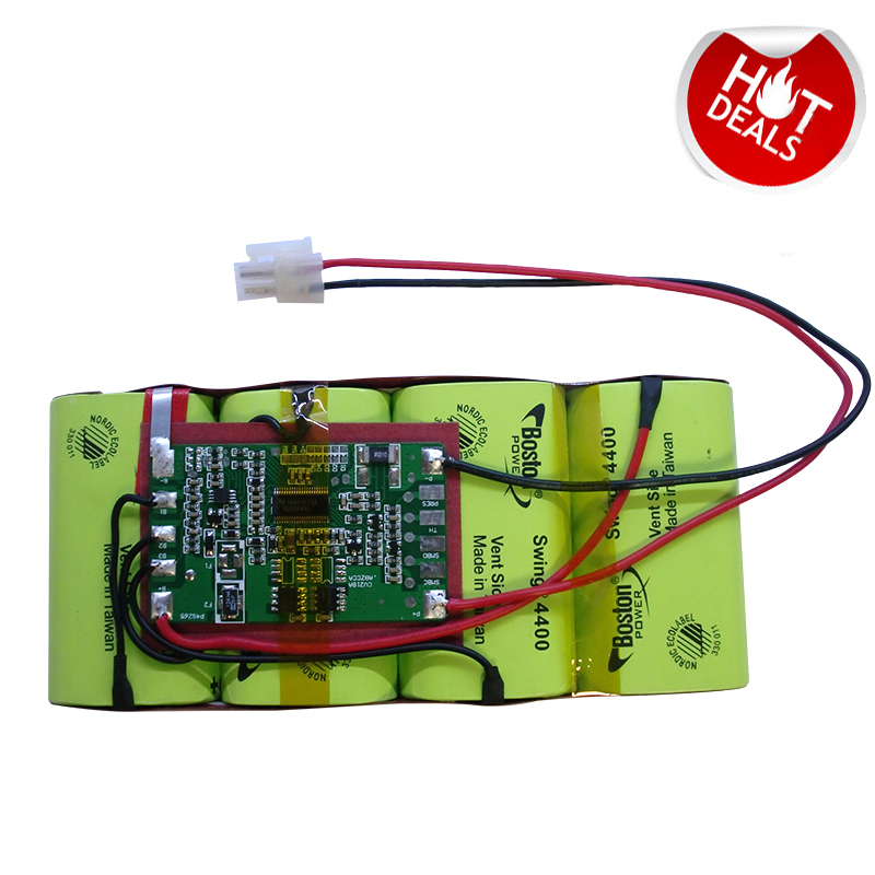 Customized 14.4v 4.4Ah Li-Polymer Battery battery pack for Electric Bicycle