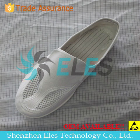 Workshop Dust free Leather Cleanroom ESD esd cleanroom pvc boots