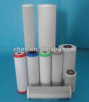 NSF approved carbon block filter cartridge,CTO10,CBC10