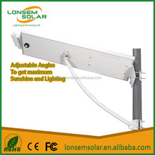 Outdoor Lighting 30W CE ROHs All In One LED Street Lights Solar Farm Lights