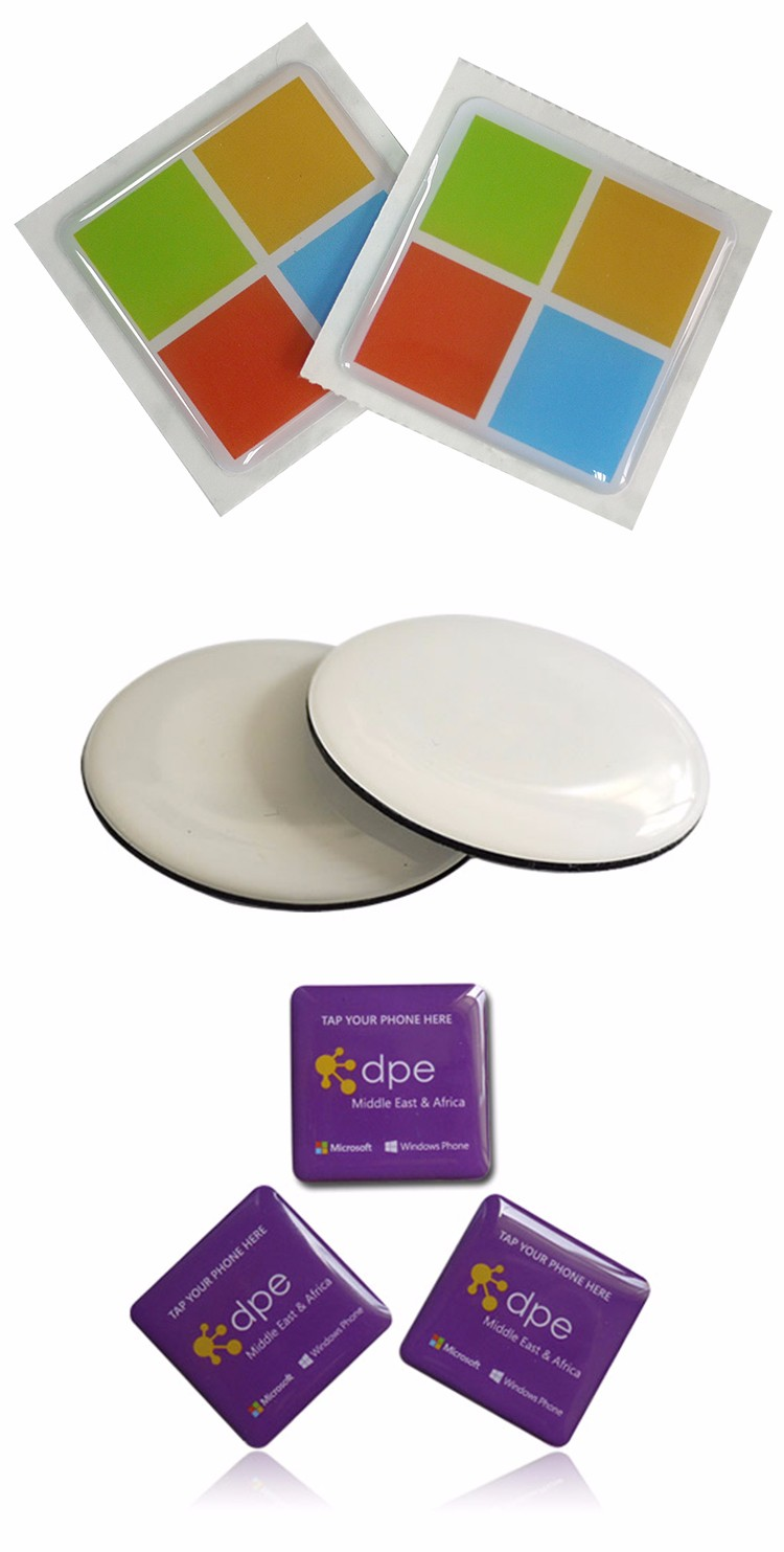 LAP-E Rfid Epoxy Adhesive Sticker Tag For RFID Security System