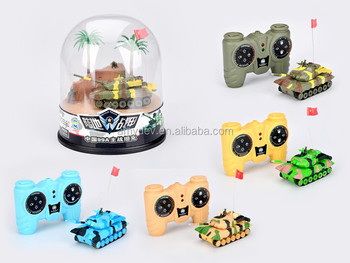 military 1:64 scale 8CH MINI rc battle tank CAR Toys for kids