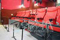 china hot sale 3d 4d 5d dynamic cinema with high level technology
