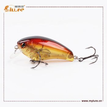 Floating 60mm 11.4g abs plastic fishing lure
